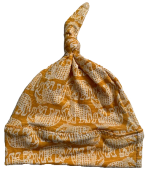 Elephant Knot Hat
