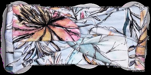 Enchanted Garden Knit Headband