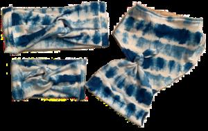 Island Tie Dye Knot Hat